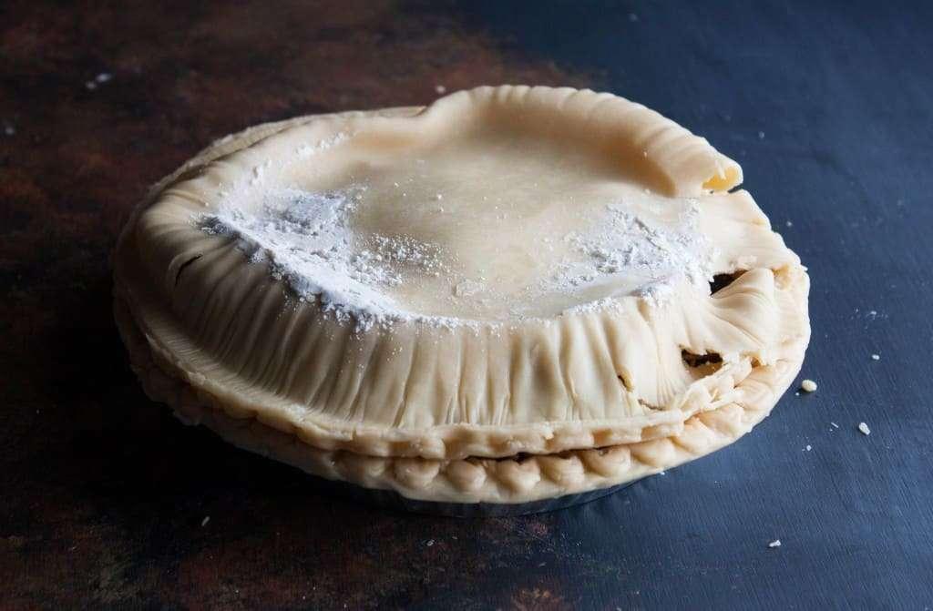 Black-bean-pie -recipe