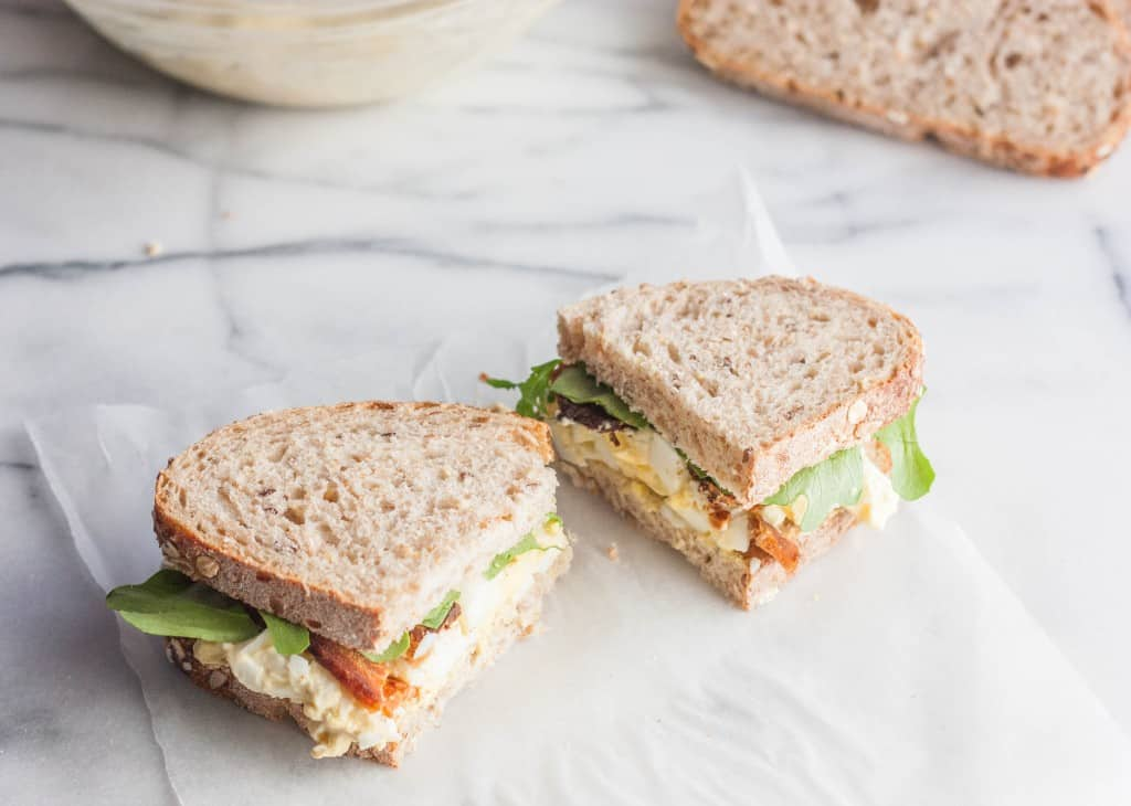 Egg-salad--bacon-sandwich