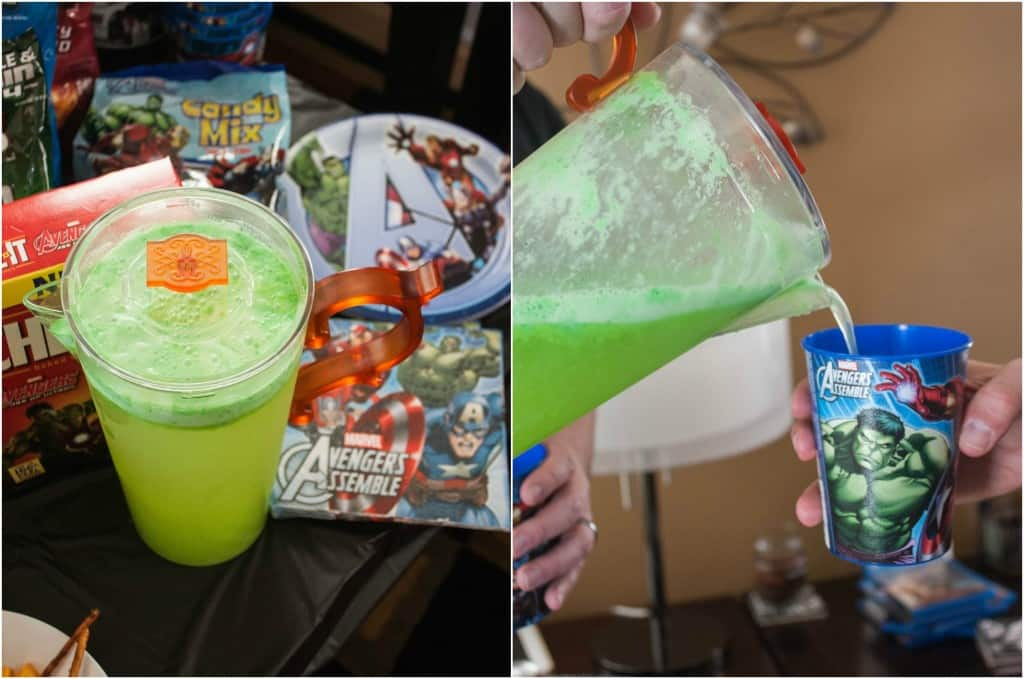 The Hulk Punch