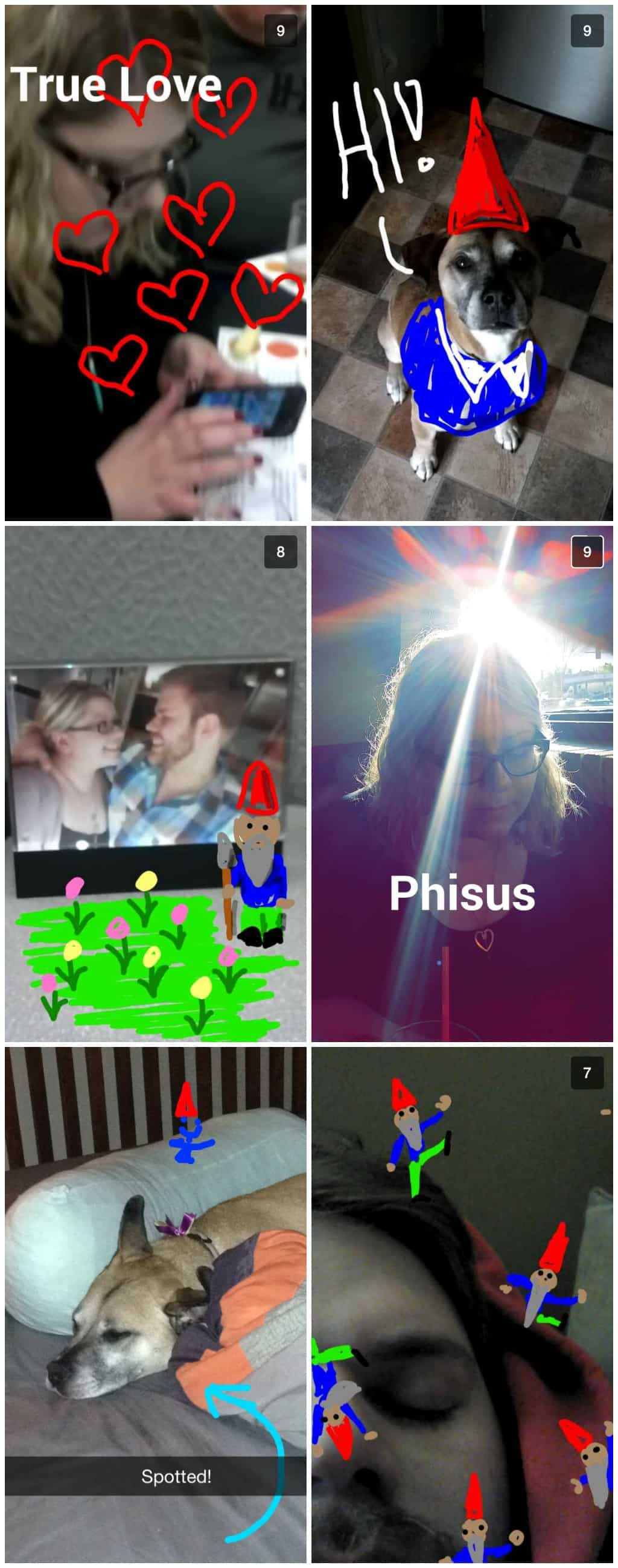 Sweetphi on Snapchat