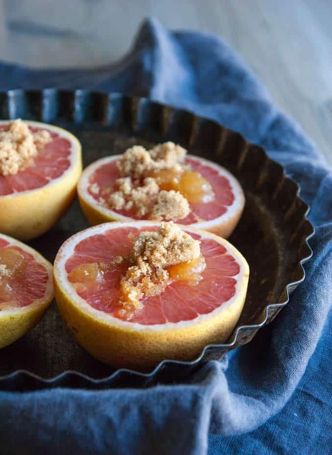 brown-sugar-honey-baked-grapefruit