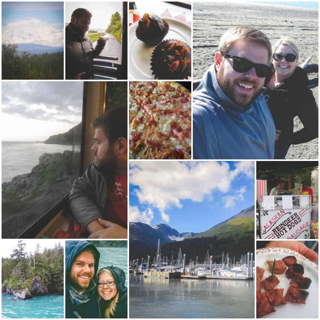 Honeymoon to Alaska pictures from @sweetphi