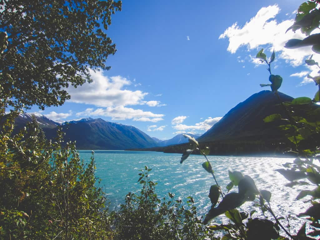 Kenai river, Alaska from How to honeymoon in Alaska by @Sweetphi
