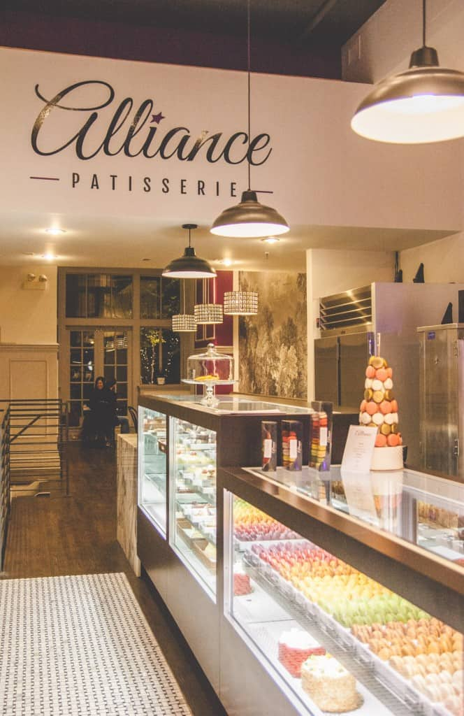 Alliance patisserie Chicago