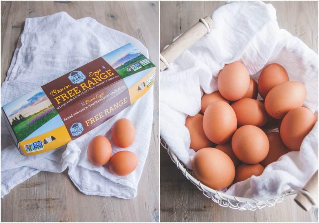 Blue Sky Family Farm Eggs