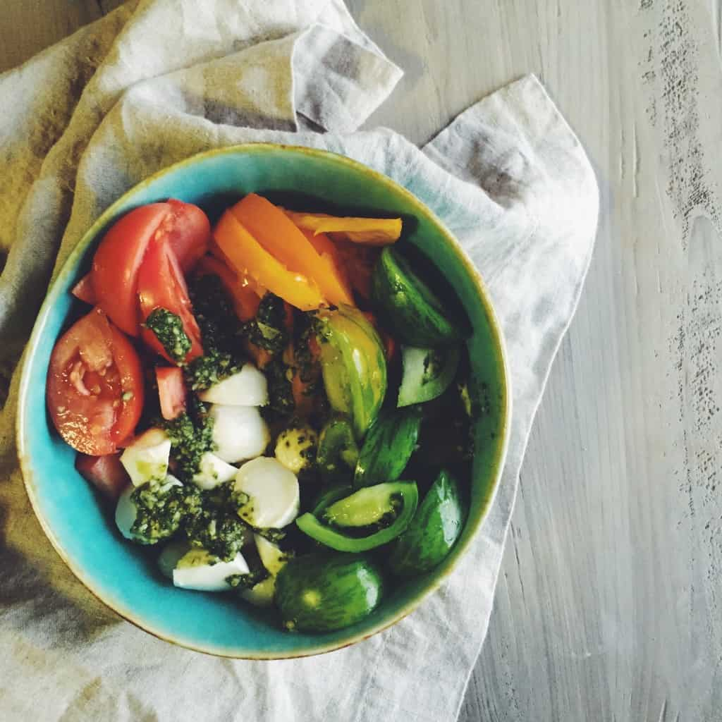 10 ways to use fresh tomatoes from @sweetphi