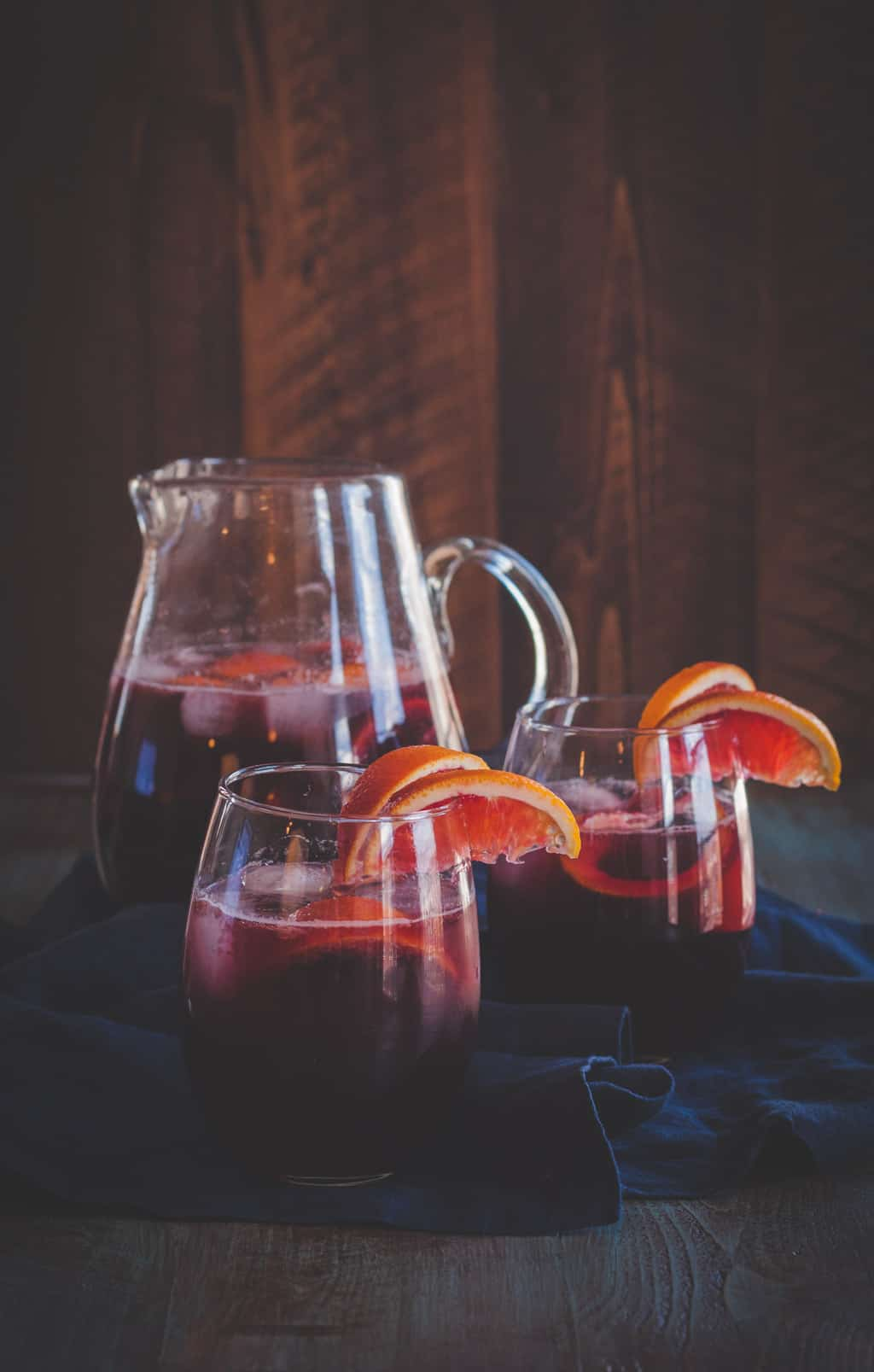 Easy sangria recipe from @sweetphi