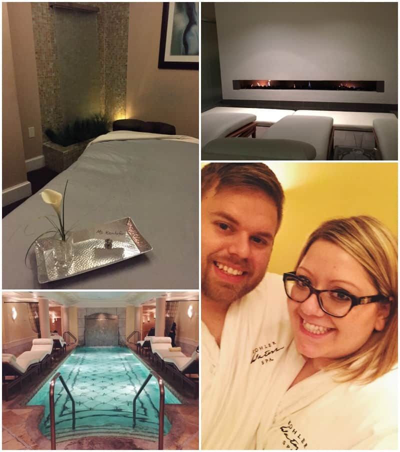 Kohler Waters Spa review