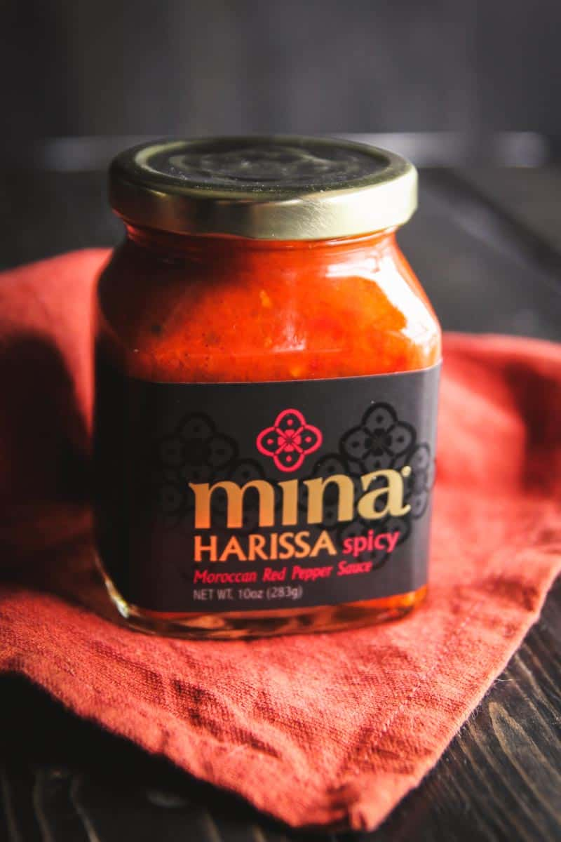 Mina Harissa Spicy
