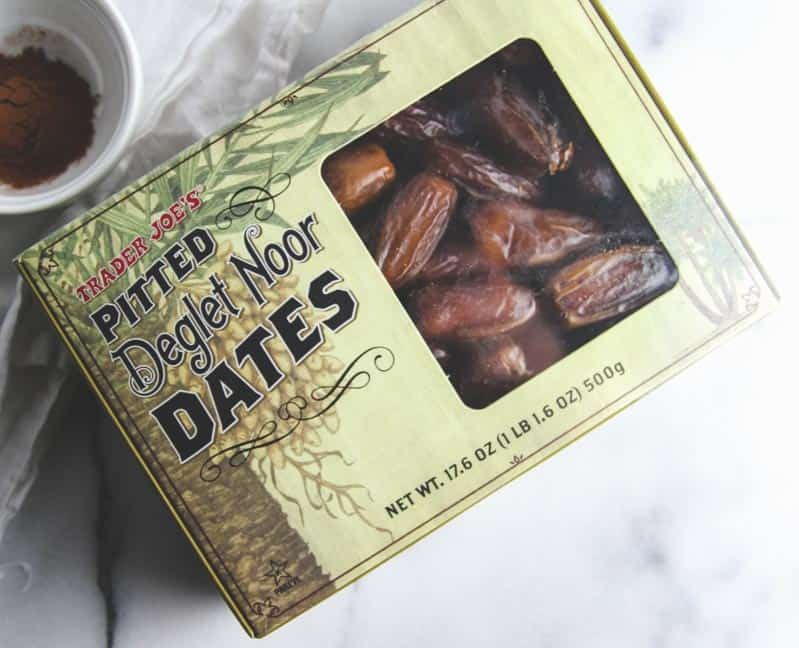 Dates from Trader Joes