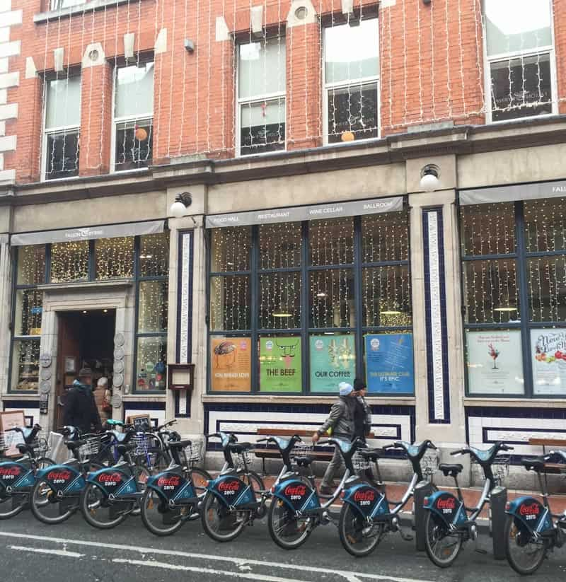 Bikes for rent in Dublin - Dublin guide from @sweetphi