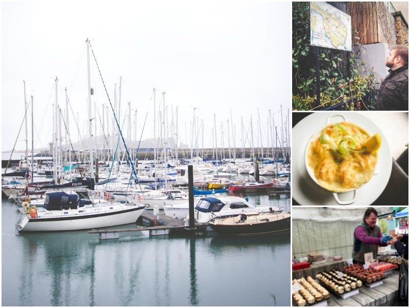 Howth - Dublin Bay Area Guide from @sweetphi