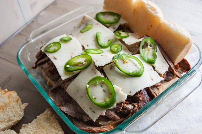 Spicy beef sliders with jalapenos from @sweetphi