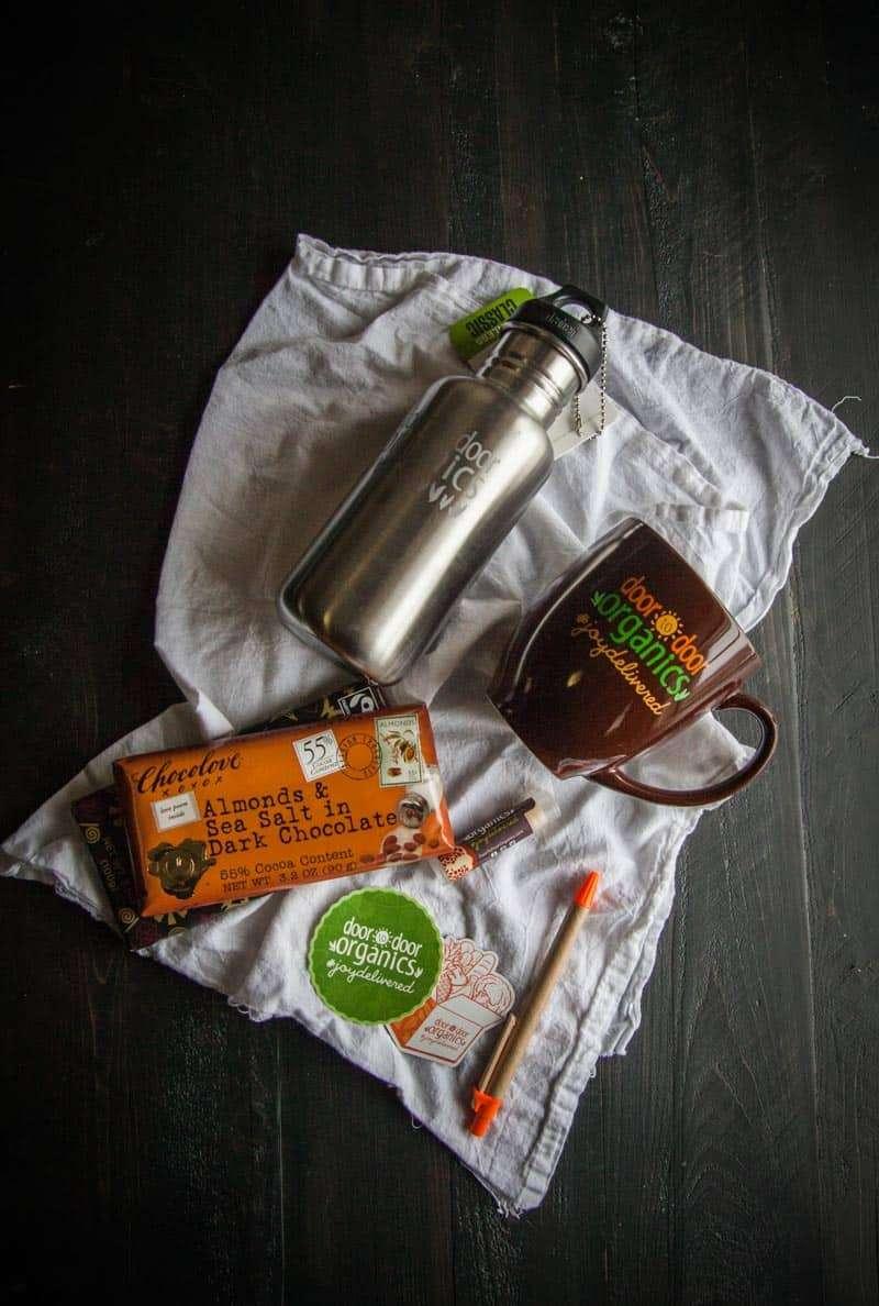 Door to Door Organics giveaway