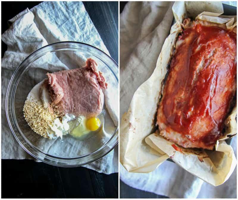 Turkey meatloafrecipe from @sweetphi