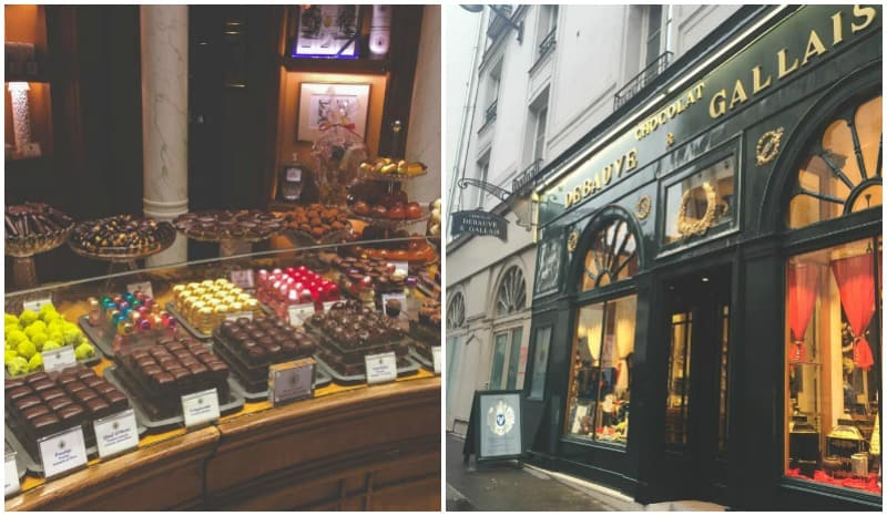Debauve & Gallis Chocolate Paris