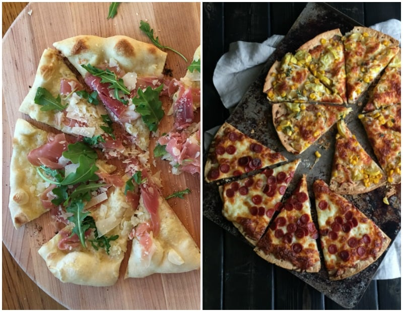 Easy quick diner idea - pizza from @sweepthi