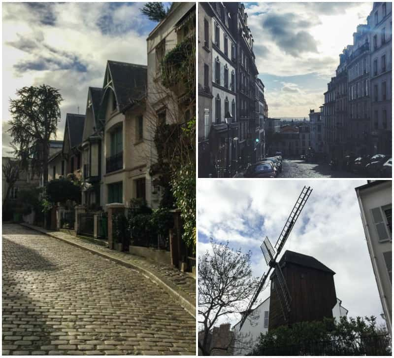Montmartre walking tour from Viator review by @sweetphi