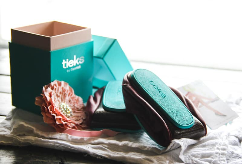 Tieks packaging and review from @sweetphi