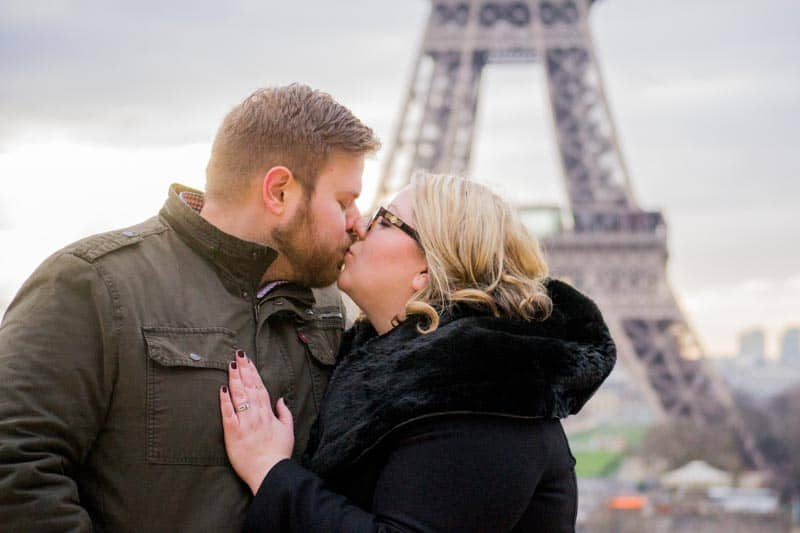 Travelshoot in Paris - Philia Kelnhofer and Nicholas Kelnhofer
