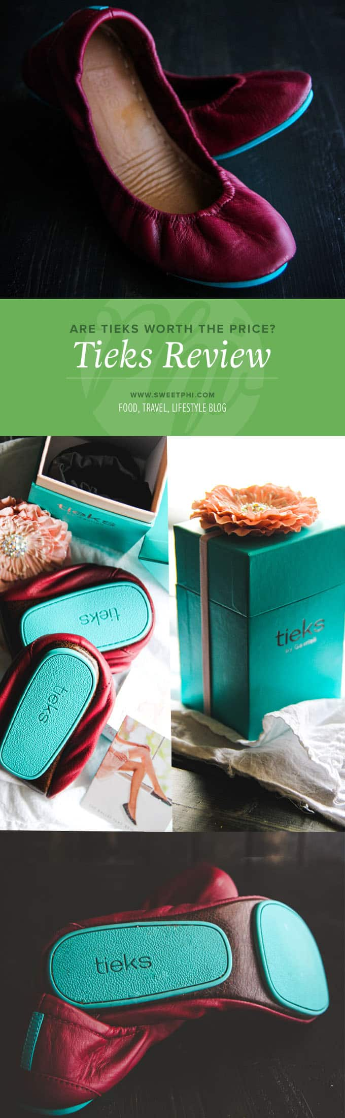 Tieks review from @sweetphi