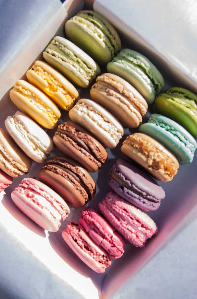 French Macarons from Laduree