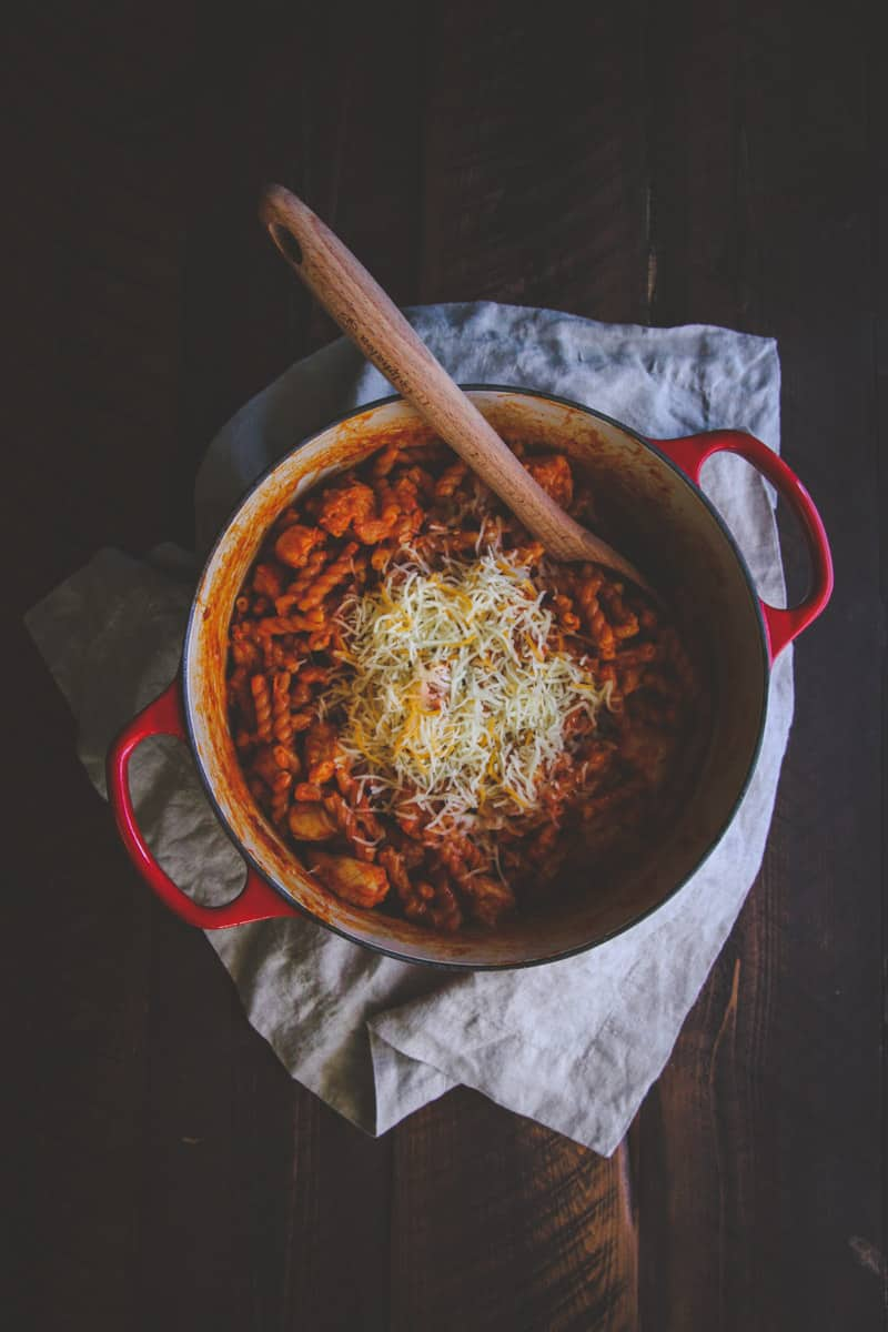 Le Creuset - fave kitchen tool from @sweetphi