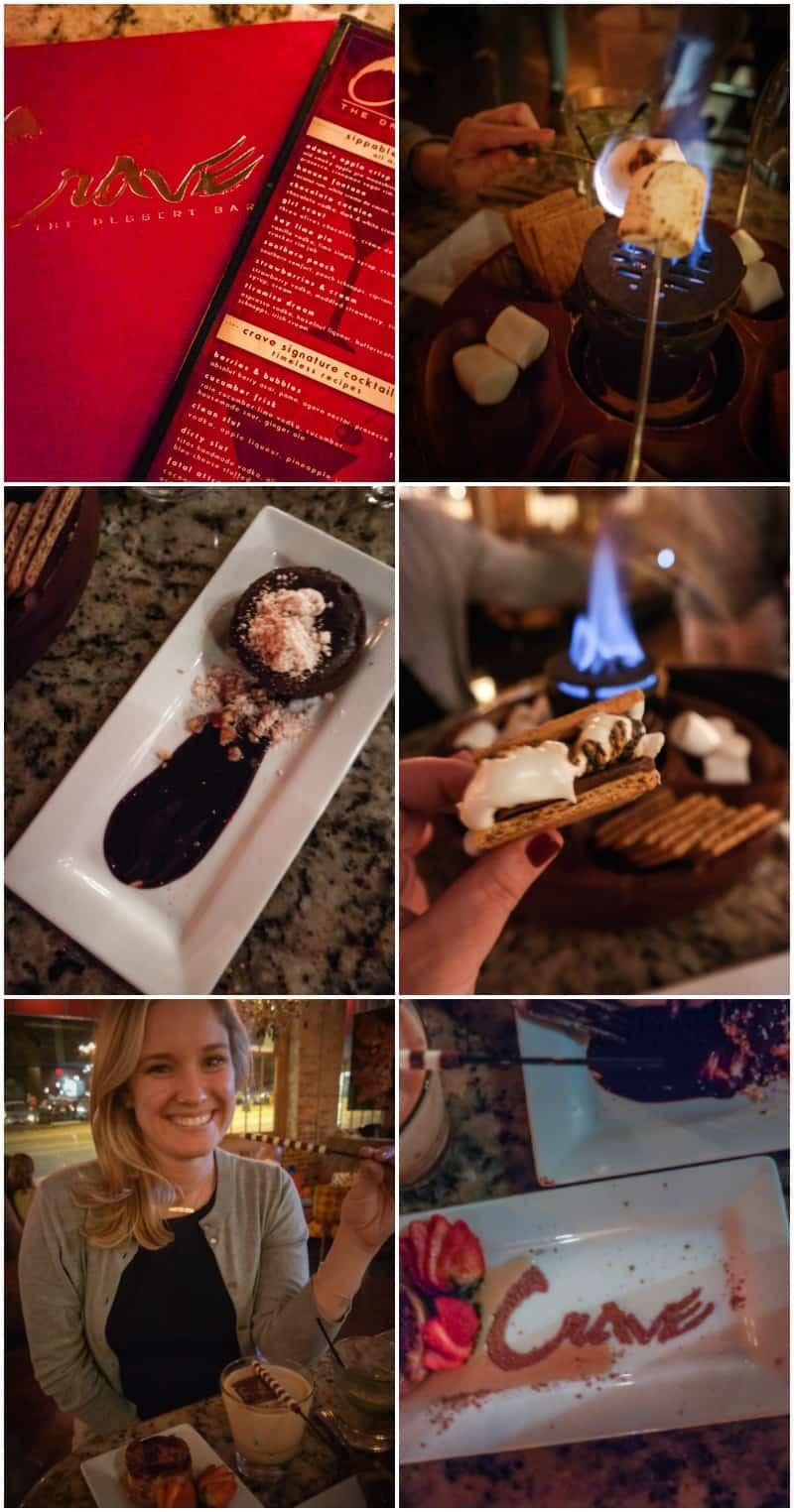 Crave Dessert Bar in Charlotte