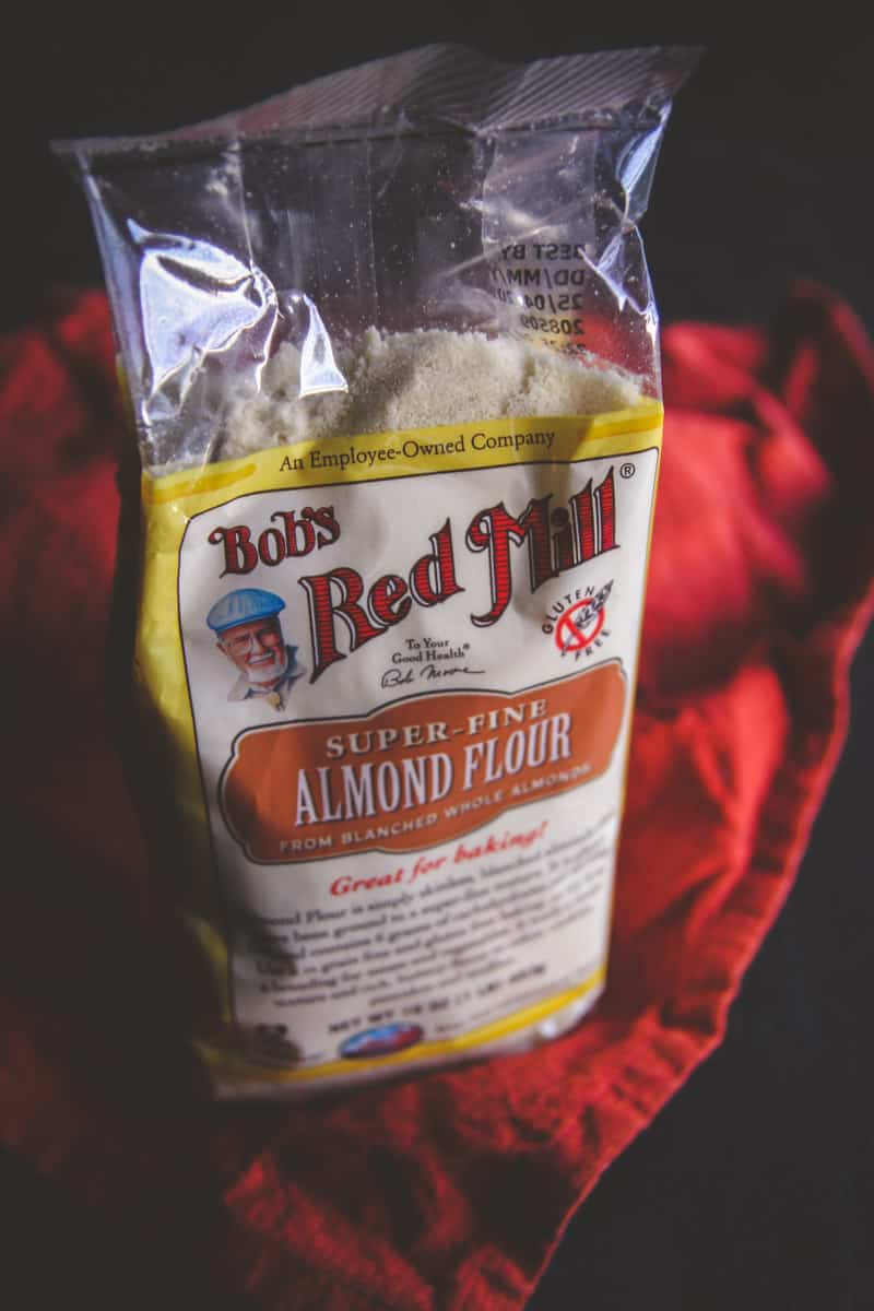 Almond meal from Bobs Red Mill