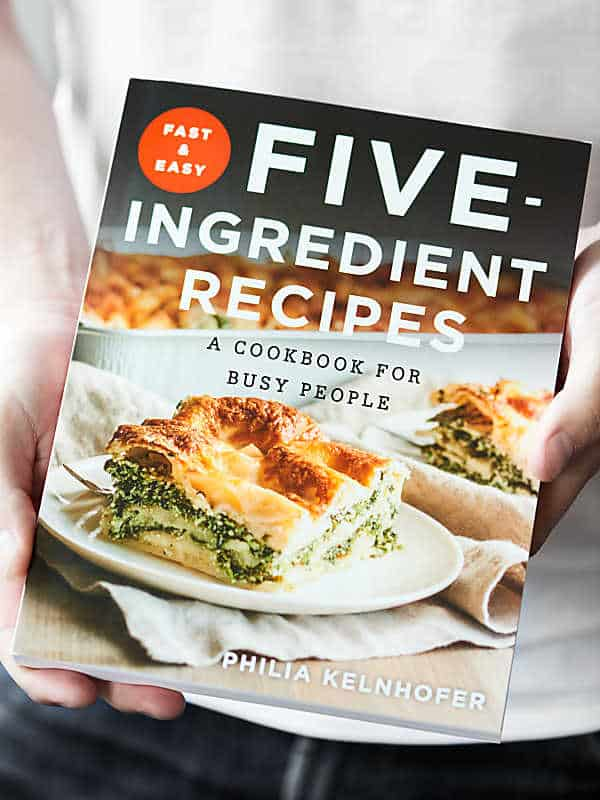 Fast & Easy Five-Ingredient Recipes: a Cookbook for Busy People - photo by Show me the Yummy