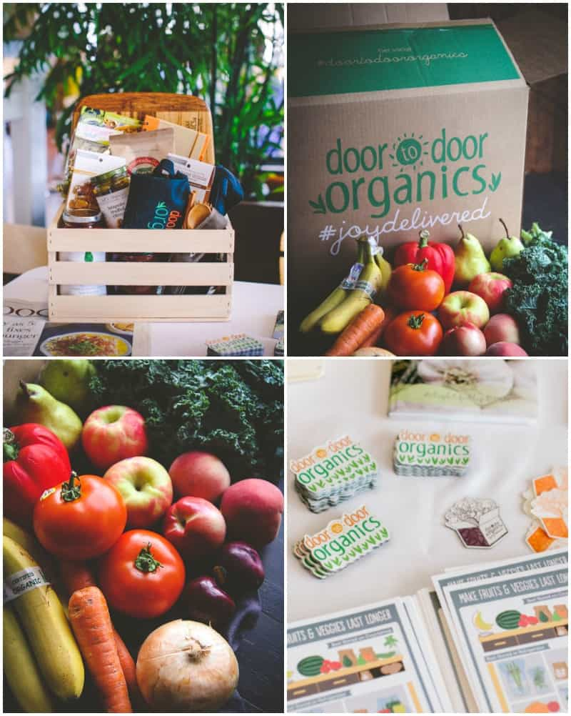 Door to Door Organics #Joydelivered