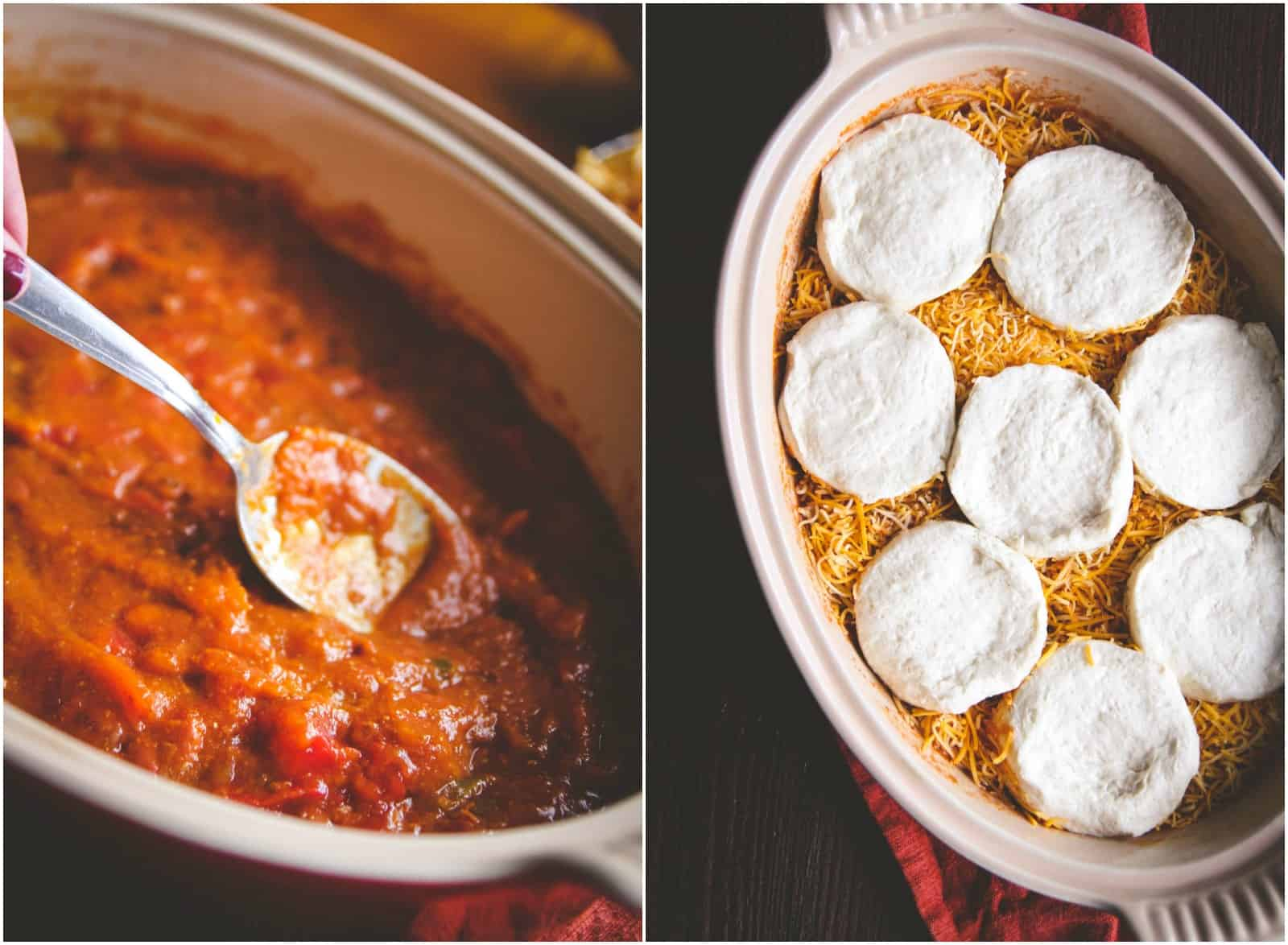 5-ingredient-pumpkin-chili-cheese-biscuit-bake