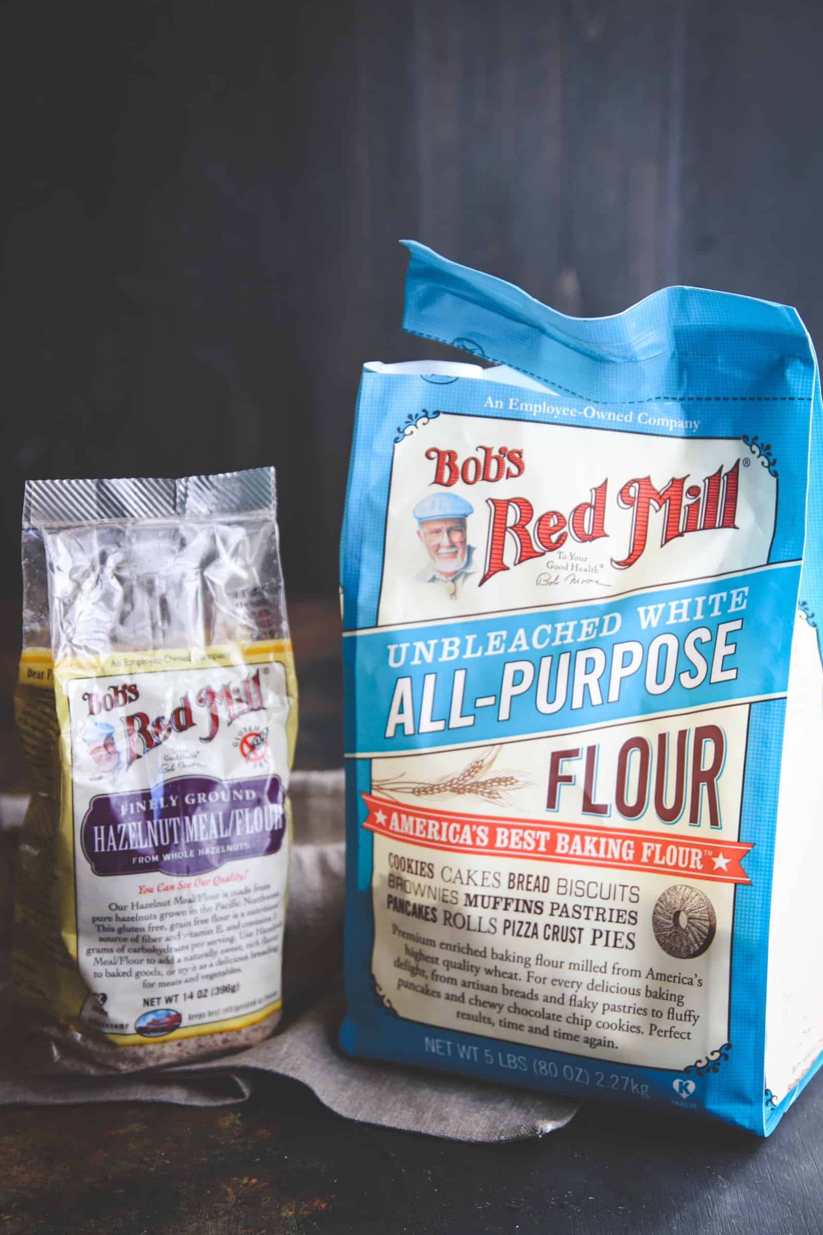 Hazelnut flour from Bobs Red Mill
