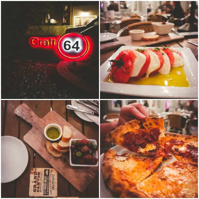 Craft 64 - pizza restaurant