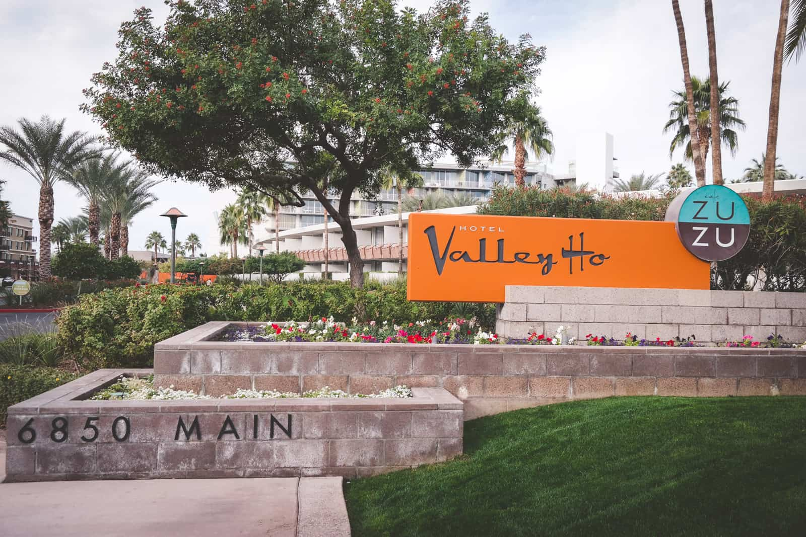 Hotel Valley Ho - where to stay in Scottsdale