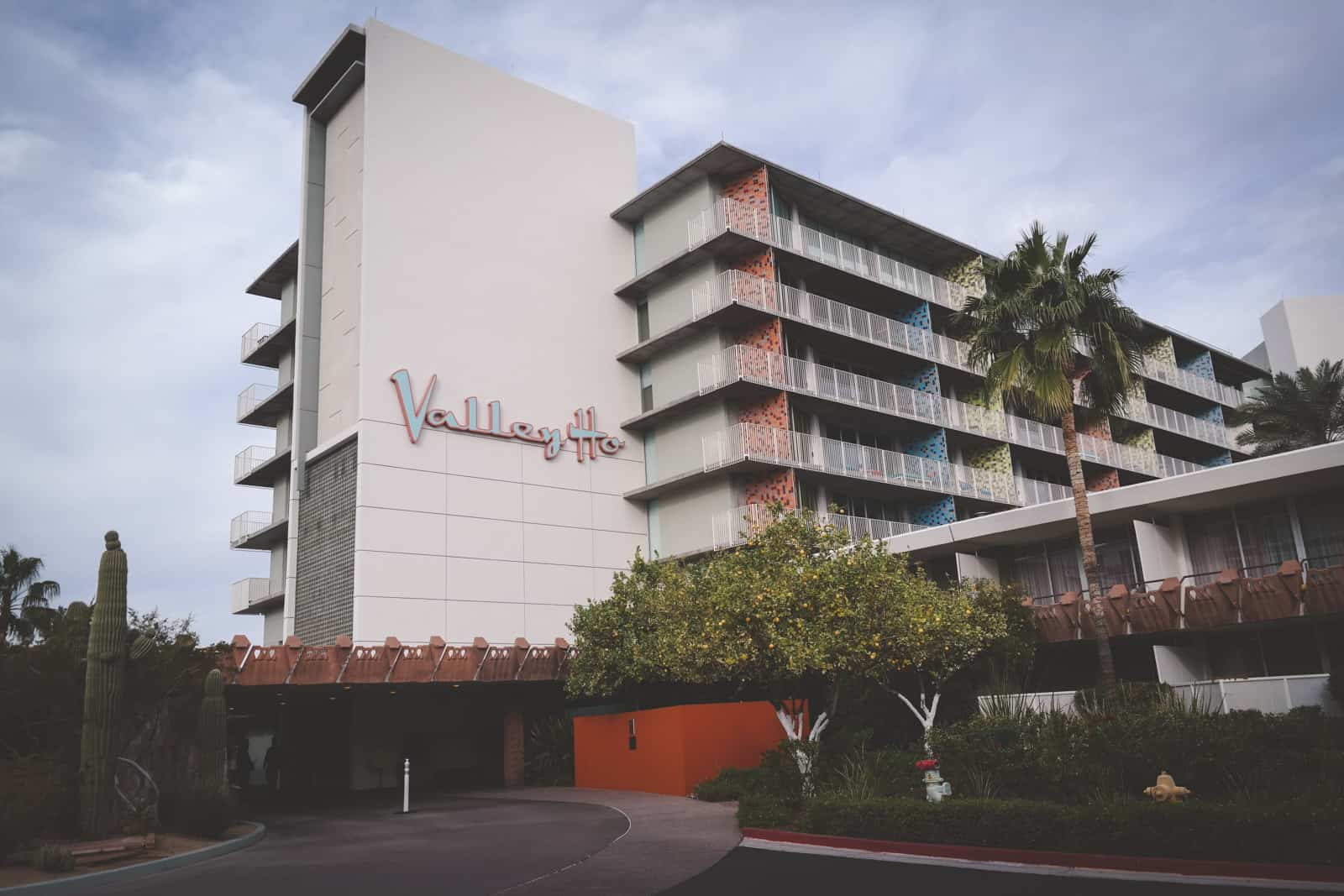 Where to stay in Scottsdale - Hotel Valley Ho