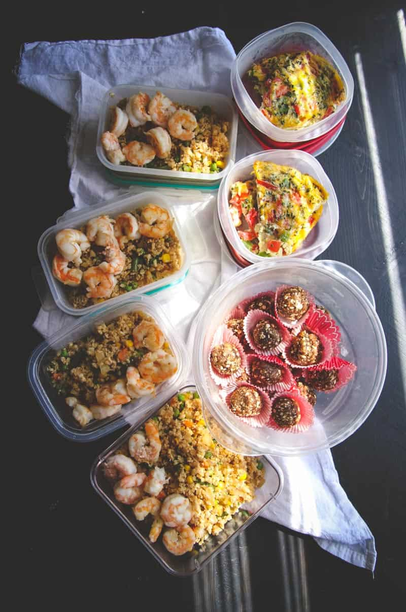 Meal prepping, meal prep recipes for breakfast lunch and dinner