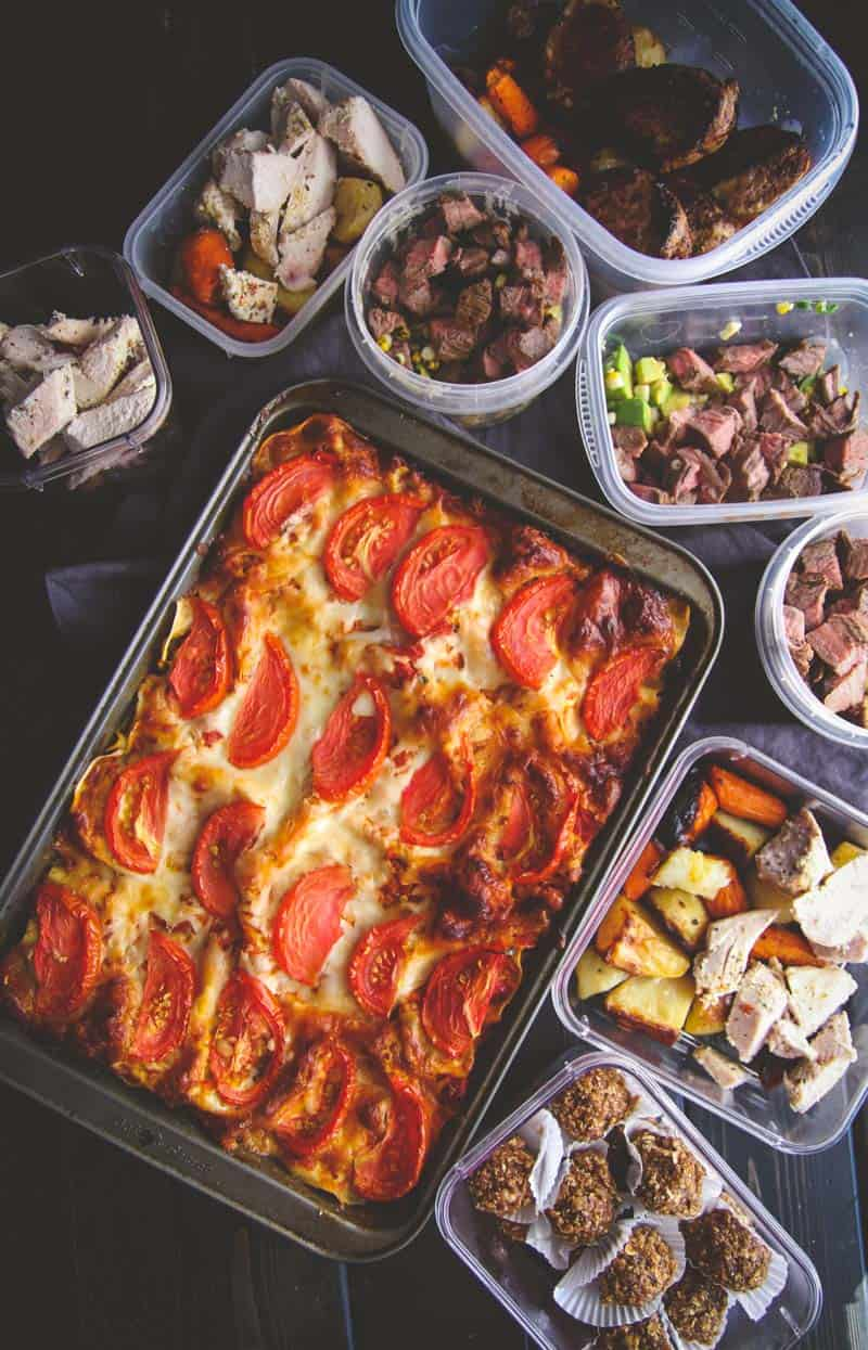 Recipes for meal prepping