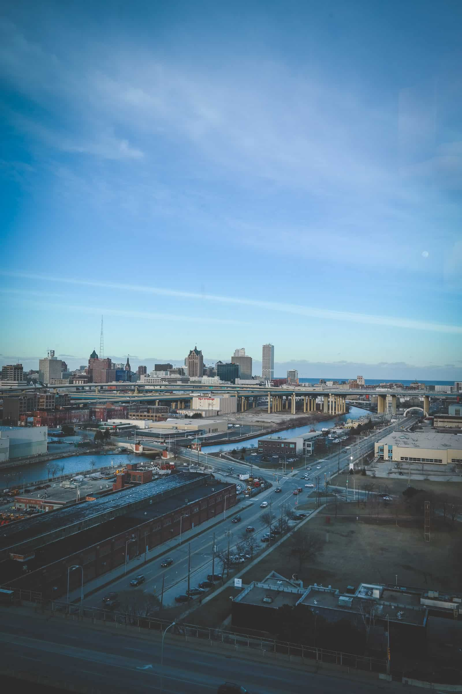 Milwaukee City Views