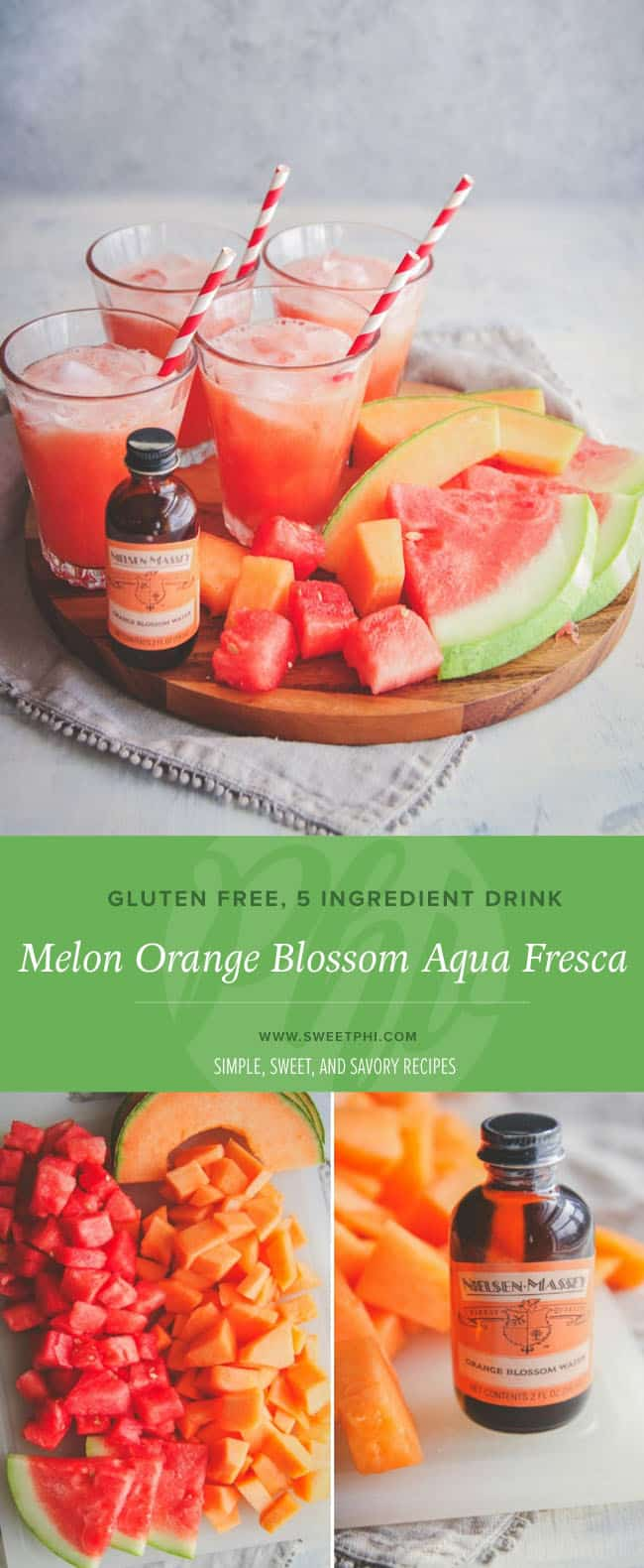 A perfect non-alcoholic drink for all summer long