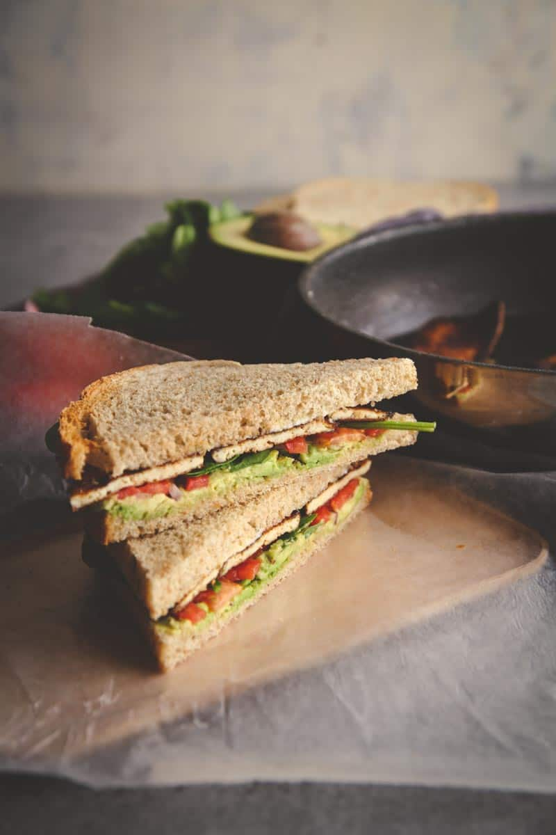 Vegetarian sandwich recipe, veggie sandwich