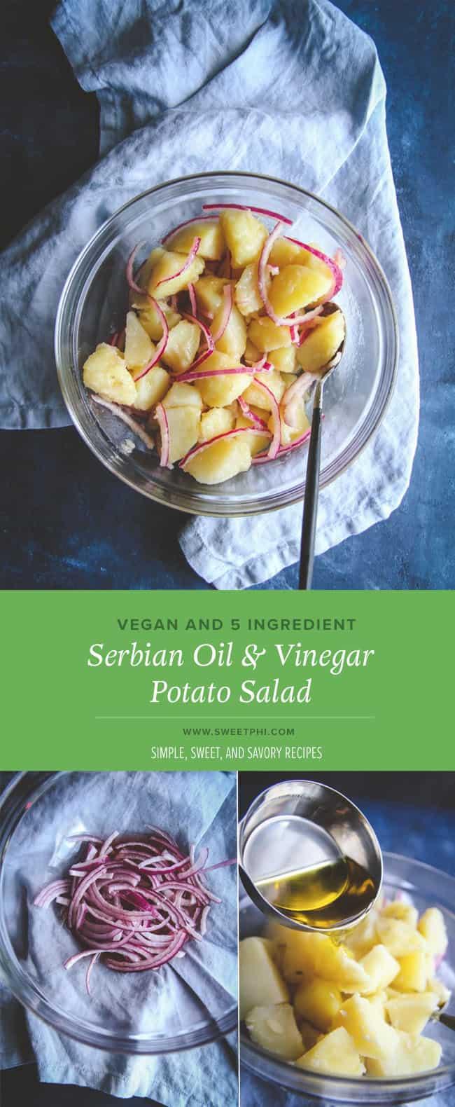 5 ingredient, simple, delicious, potluck, no mayo