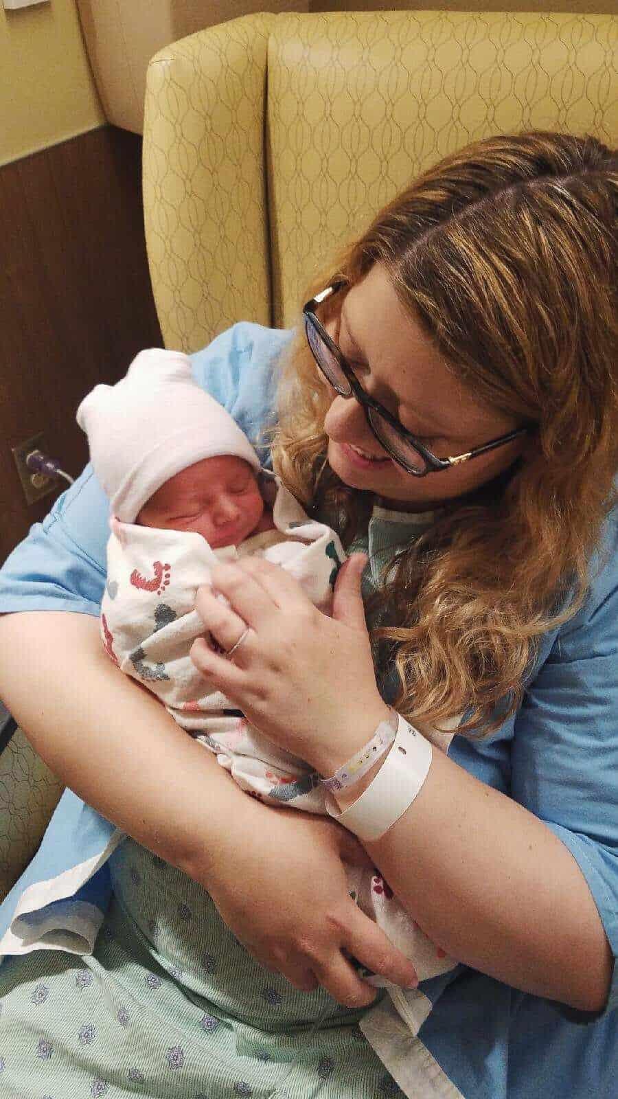 Baby Benedikt Kelnhofer