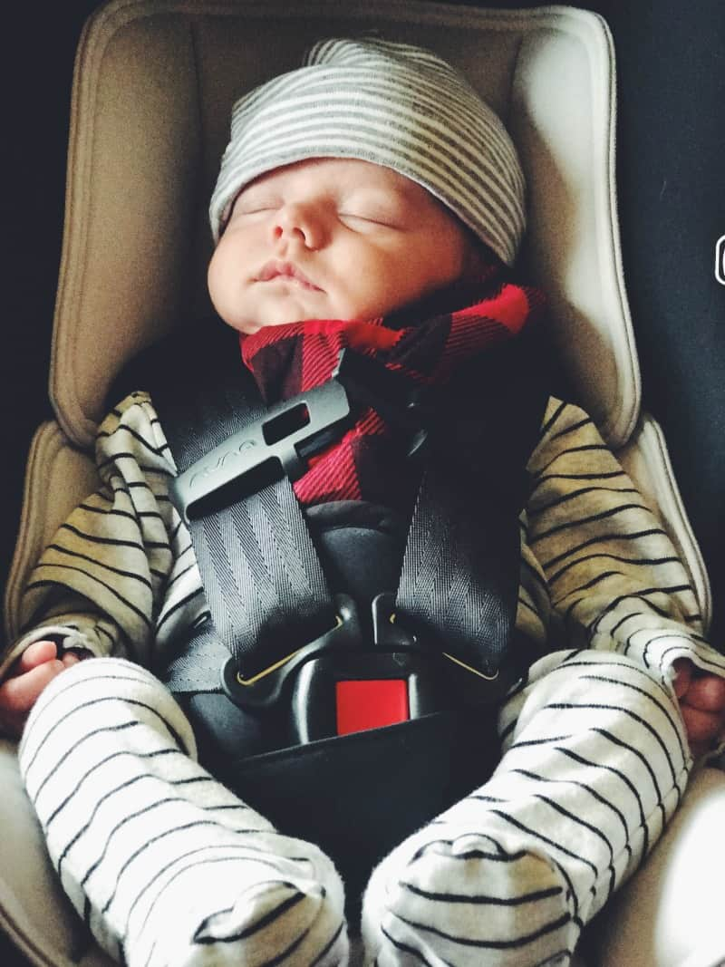 Nuna Pippa car seat