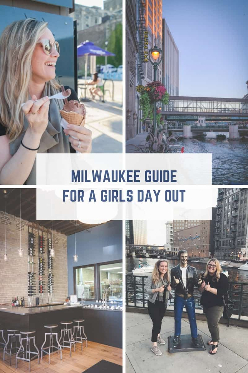 Milwaukee guide for a girls day out, Milwaukee Guide, Milwaukee WI travel guide