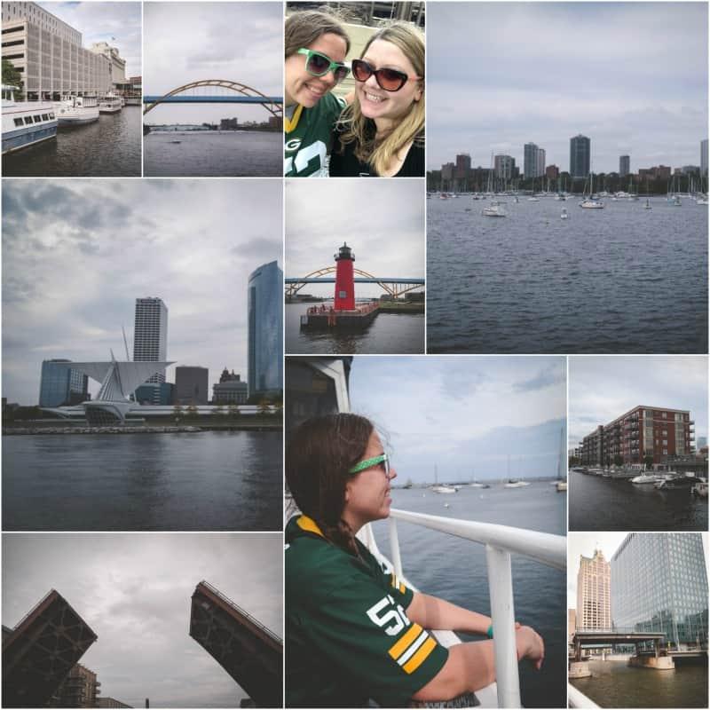Milwaukee boat tour, boat tour of Milwaukee