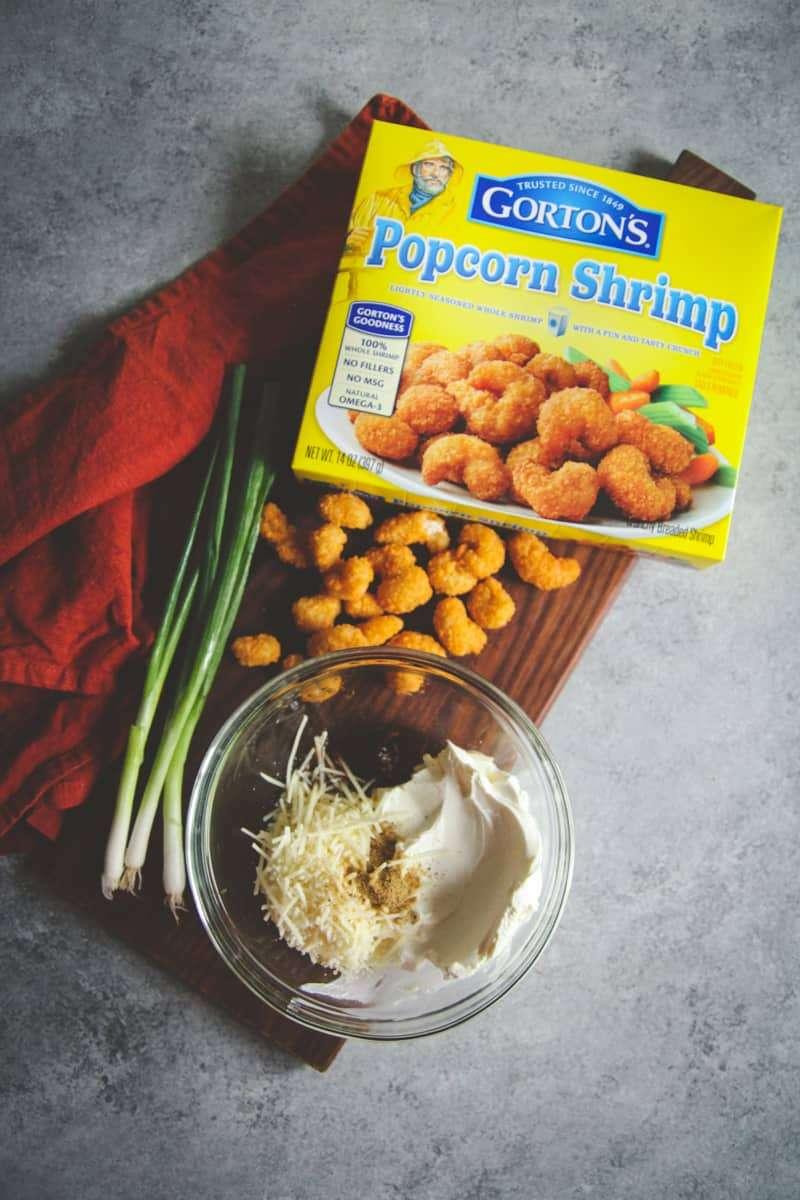 Gorton's popcorn shrimp