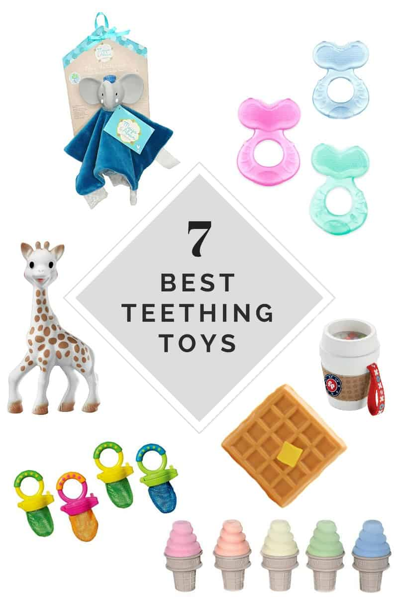 7 best teething toys for baby, baby teething toys, what to get for teething babies