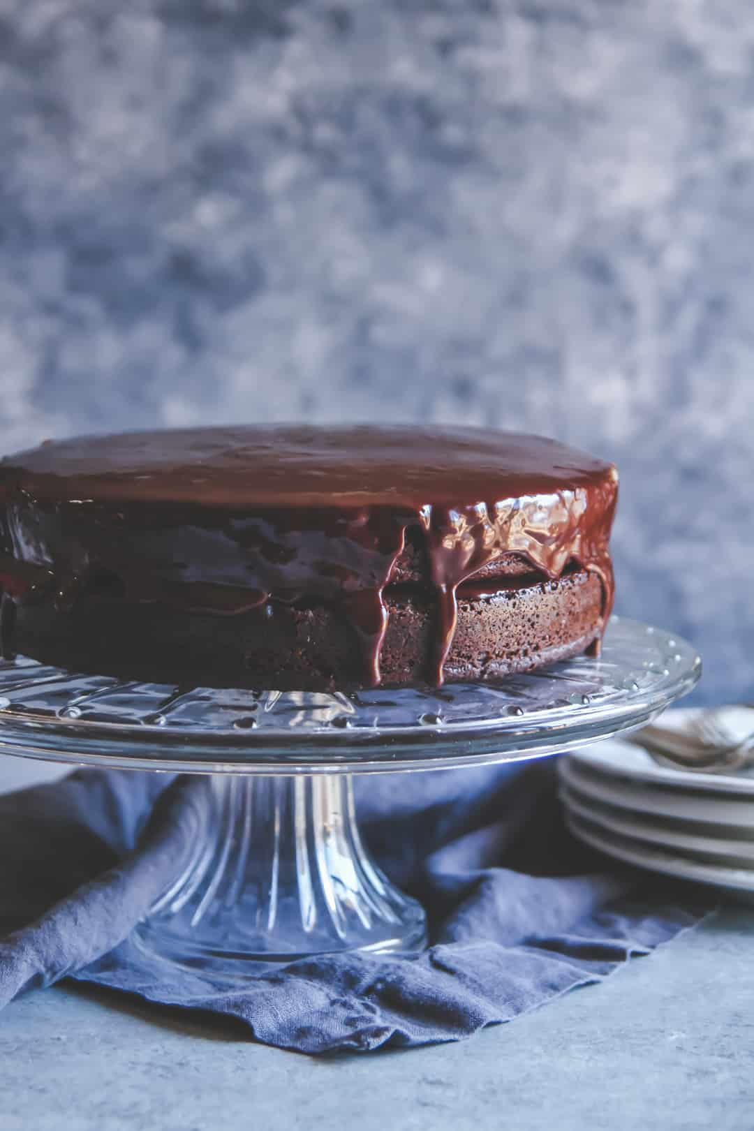 The best chocolate layer cake recipe you'll ever make!
