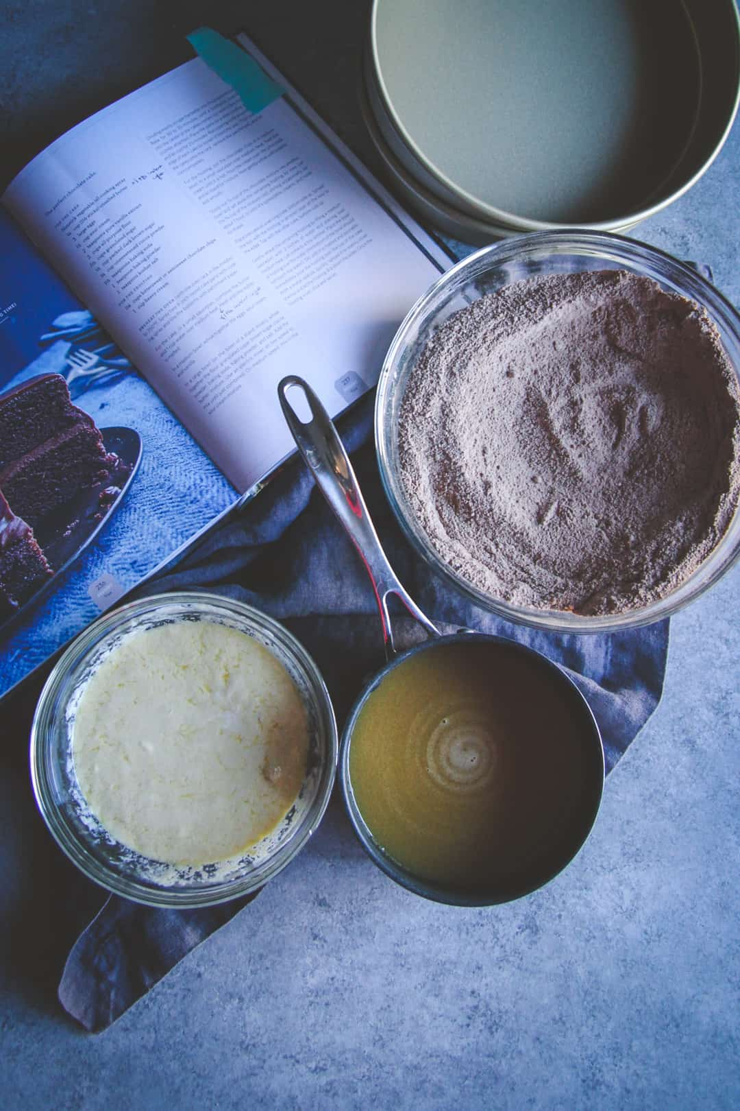 The best chocolate layer cake recipe you'll ever eat